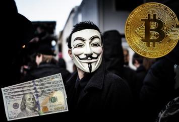 anonimowo kupić bitcoina