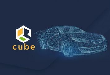 cubo-auto-símbolo