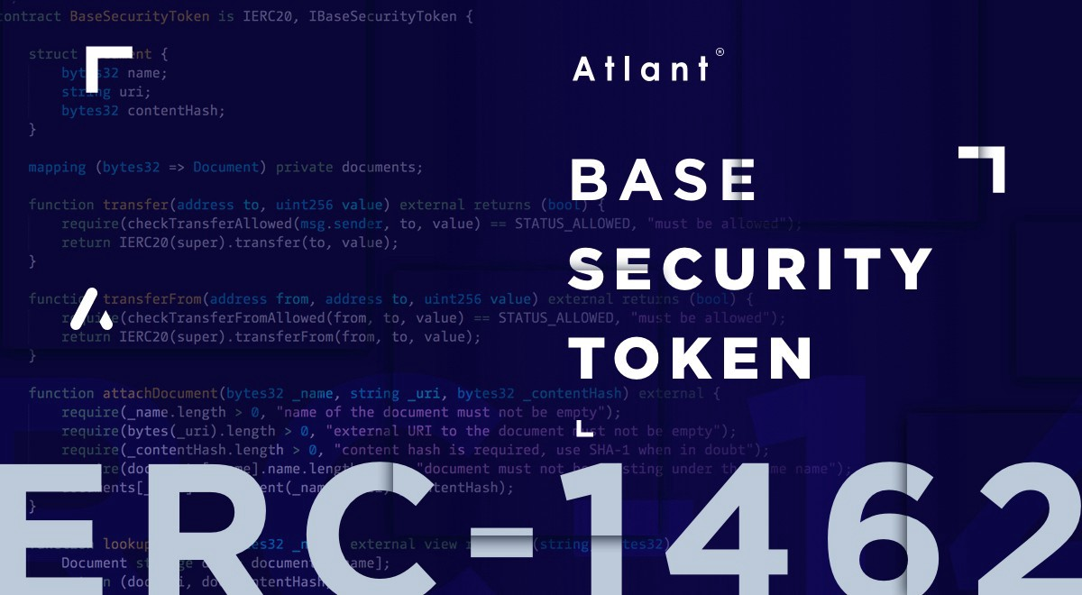 Atlant Security Token