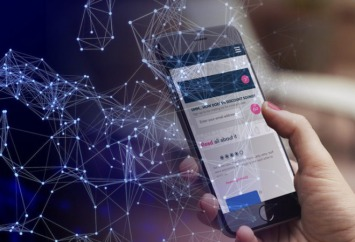 Red social blockchain