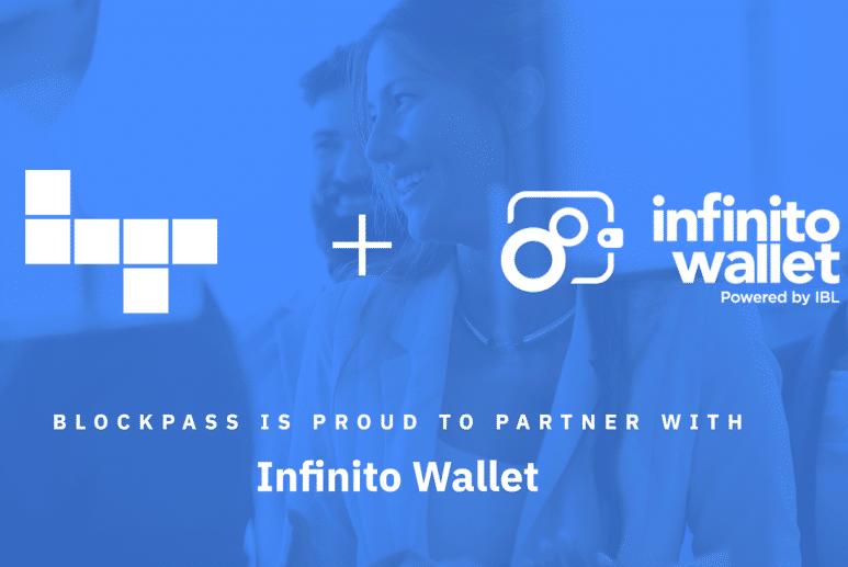 Blockpass Infinito Wallet