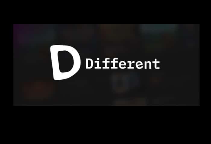 Plataforma diferente