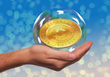 bitcoin bańka