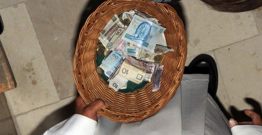 zbiórka pieniędzy