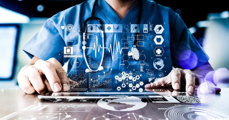 Blockchain em registros médicos