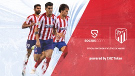 Ficha de fãs do Atlético de Madrid