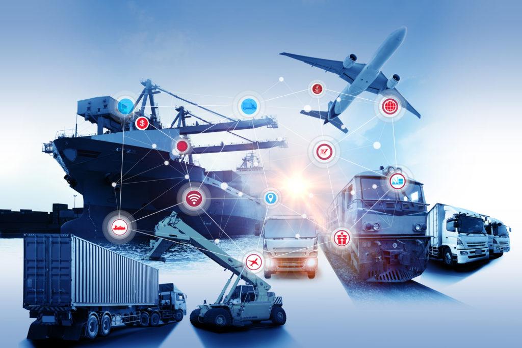Blockchain w logistyce