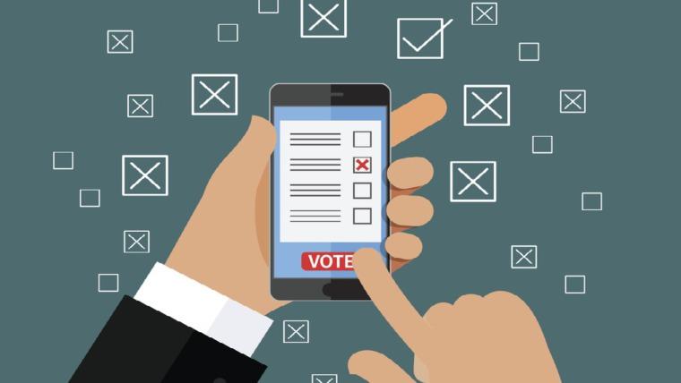 blockchain vote
