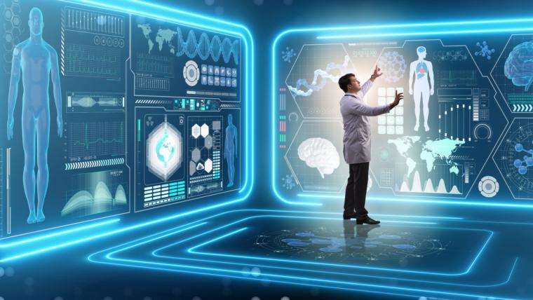 medicina de inteligência artificial
