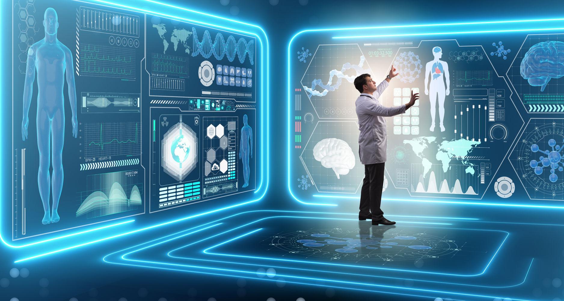 medicina de inteligencia artificial