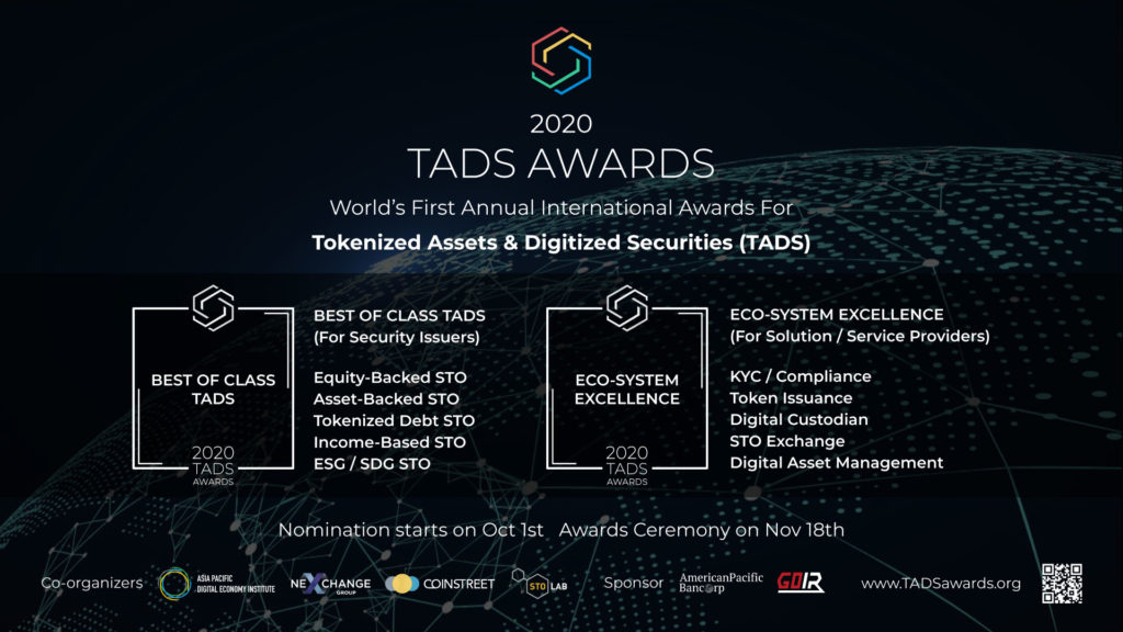 TADS AWARDS