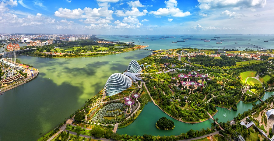 Singapore Blockchain Innovation Programme