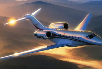 Fast Private Jet